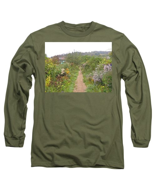 Monet's Garden 5 Long Sleeve T-Shirt