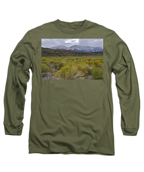 Mono Basin Lee Vining 1 Long Sleeve T-Shirt