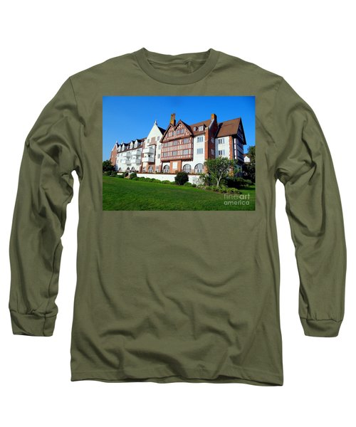 Montauk Manor Long Sleeve T-Shirt