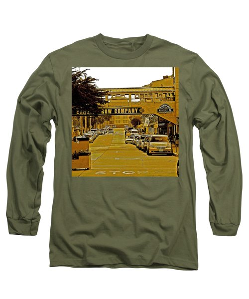 Monterey Cannery Row Company Long Sleeve T-Shirt