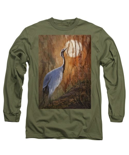 Moon Watch Long Sleeve T-Shirt
