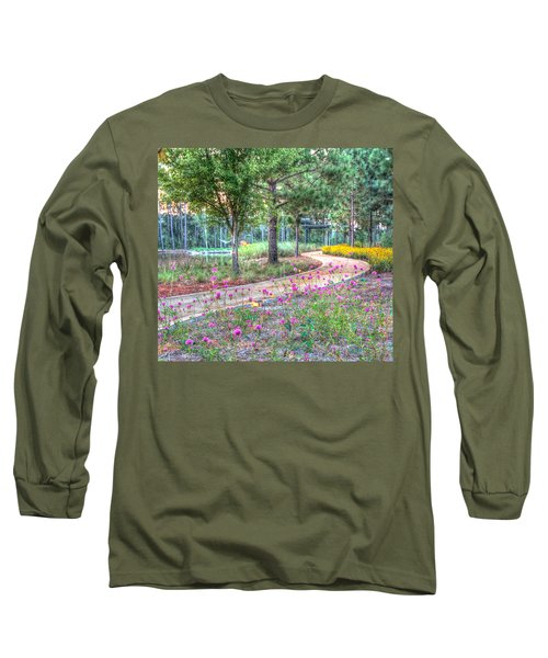 Moore Garden Stroll Long Sleeve T-Shirt