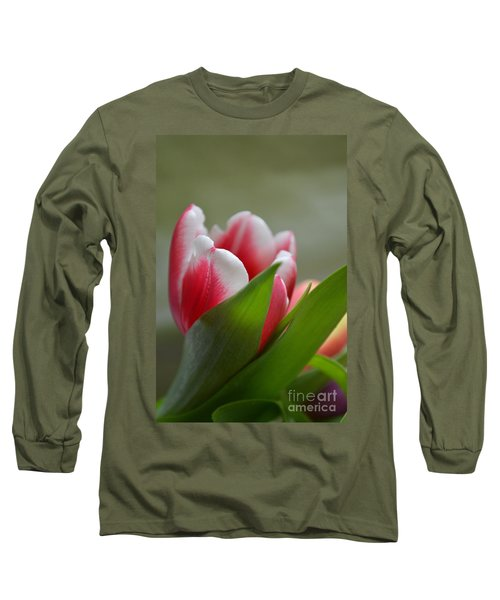 Morning Brilliance Long Sleeve T-Shirt by Felicia Tica