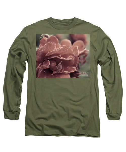 Morning Rose Long Sleeve T-Shirt