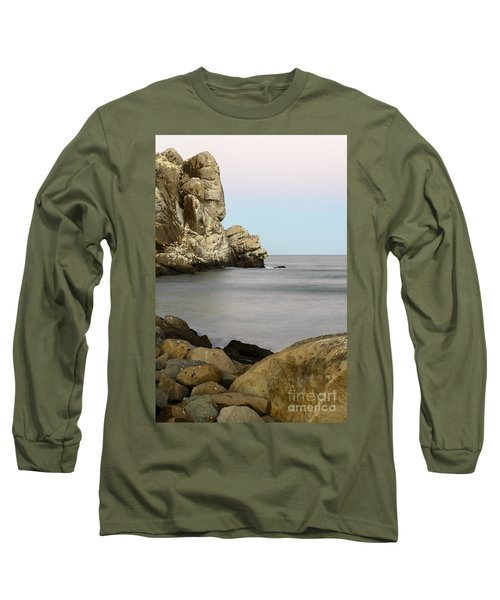Morro Bay Morning 2 Long Sleeve T-Shirt