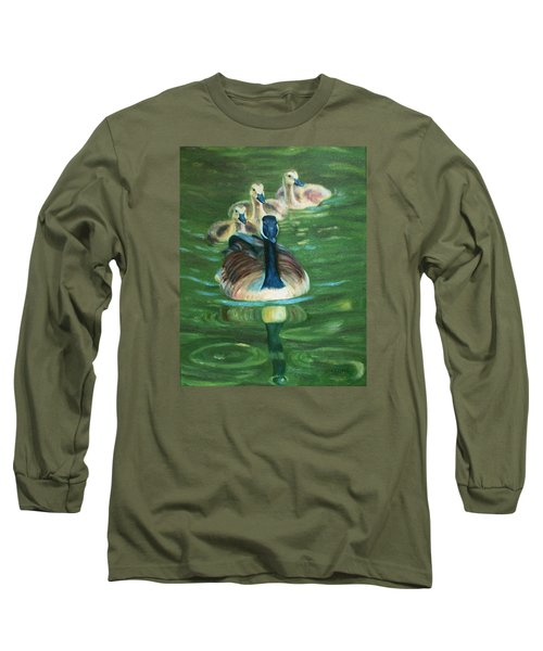 Mother Goose  Long Sleeve T-Shirt