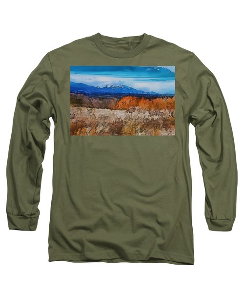 Mount Princeton Long Sleeve T-Shirt