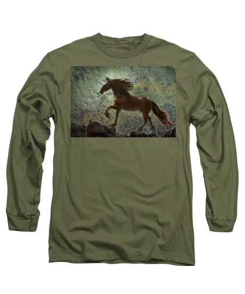 Mountain Majesty Long Sleeve T-Shirt
