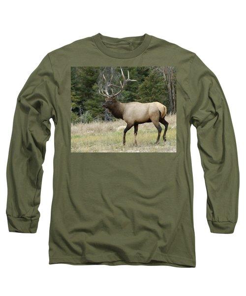 Mr Majestic Long Sleeve T-Shirt
