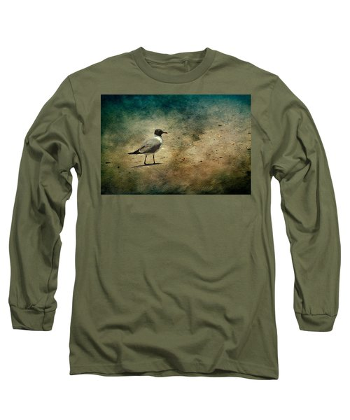Mr. Seagull Long Sleeve T-Shirt