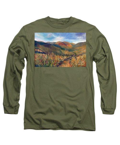 Mt. Diablo Hills Long Sleeve T-Shirt