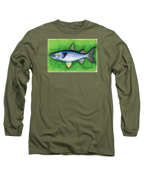 Mullet  Long Sleeve T-Shirt