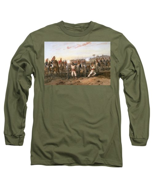 Mutineers About To Be Blown From Guns Long Sleeve T-Shirt