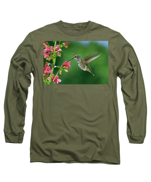 My Favorite Flowers Long Sleeve T-Shirt