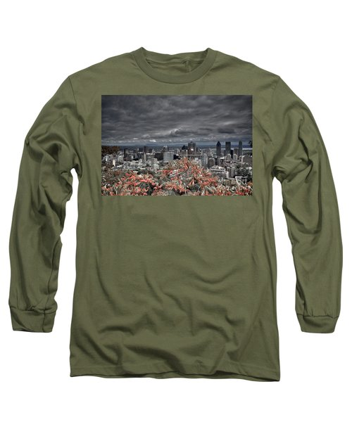 My Montreal's Colors Long Sleeve T-Shirt
