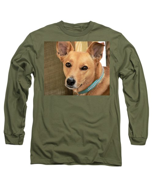 Dog - Cookie One Long Sleeve T-Shirt