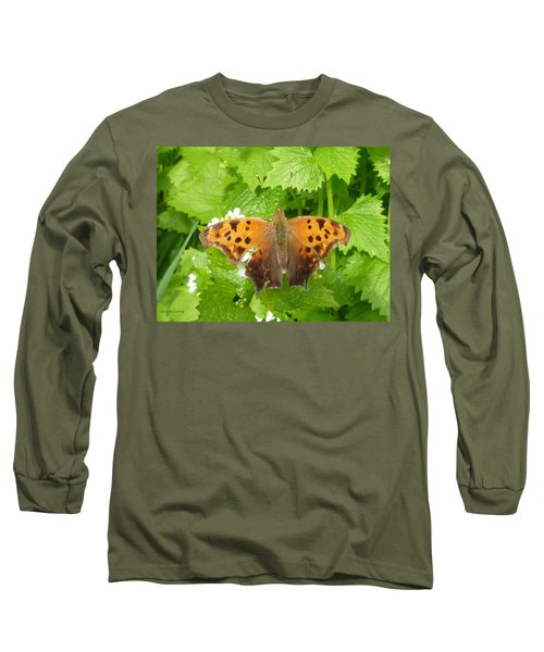Long Sleeve T-Shirt featuring the photograph Mystery Lady by Lingfai Leung