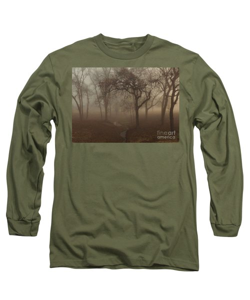 Mystic Forest 004 Long Sleeve T-Shirt