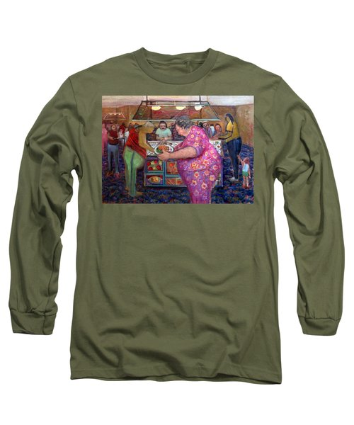 Na001 Long Sleeve T-Shirt