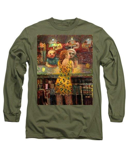 Na002 Long Sleeve T-Shirt