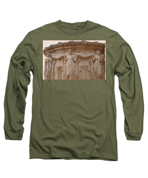 Naga  Long Sleeve T-Shirt
