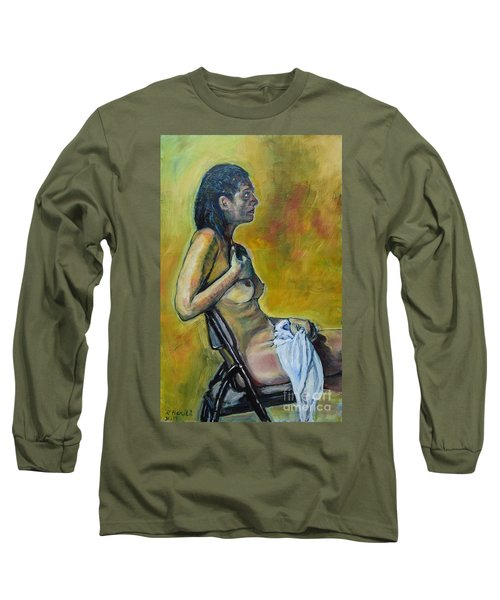 Naked Tellervo 1 Long Sleeve T-Shirt