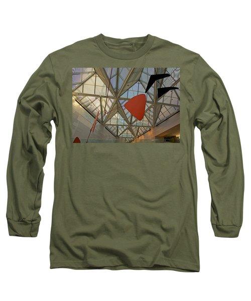 National Gallery Of Art  Long Sleeve T-Shirt