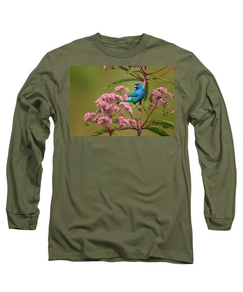 Natural Beauty Long Sleeve T-Shirt