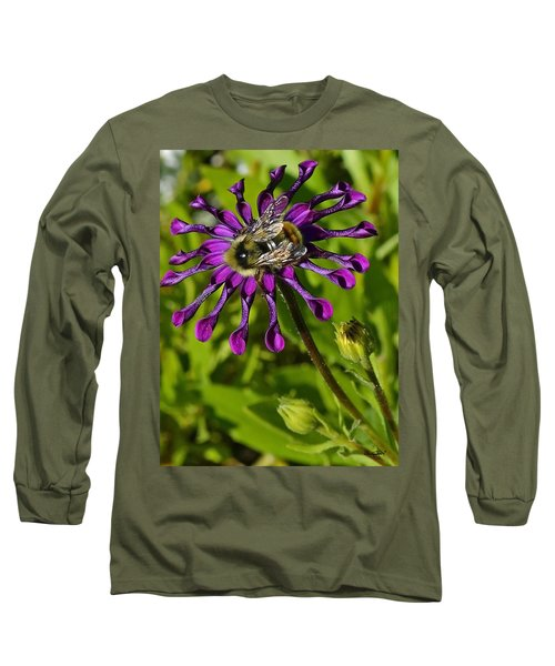 Nature At Work Long Sleeve T-Shirt