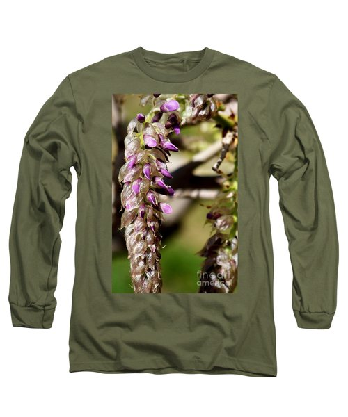 Nature Is Amazing Long Sleeve T-Shirt by Eunice Miller