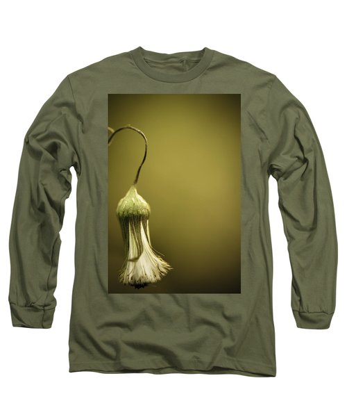 Nature's Little Lamp Long Sleeve T-Shirt by Shane Holsclaw