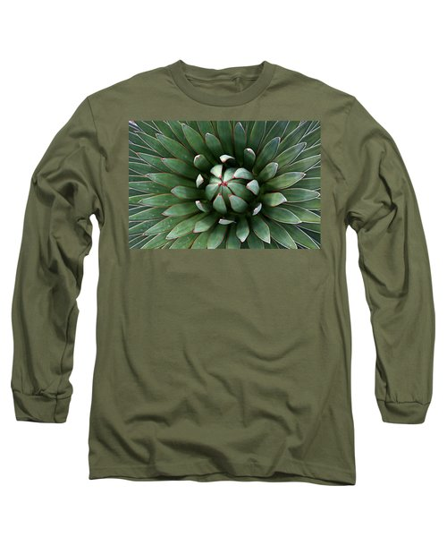 Nature's Perfect Abstract Long Sleeve T-Shirt