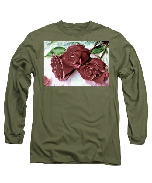 Natures Purfume Long Sleeve T-Shirt