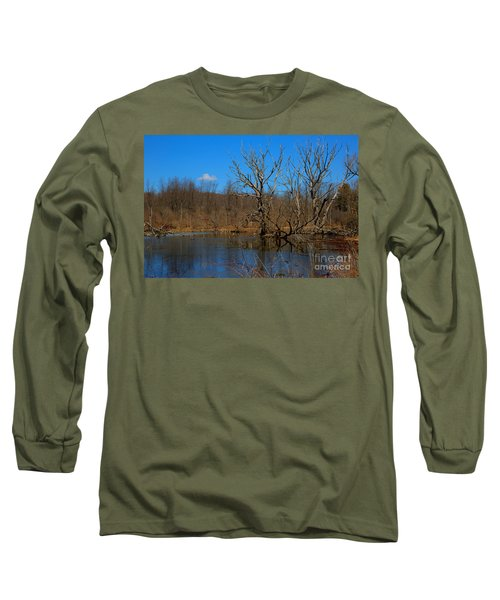 Nature's Wasteland Long Sleeve T-Shirt