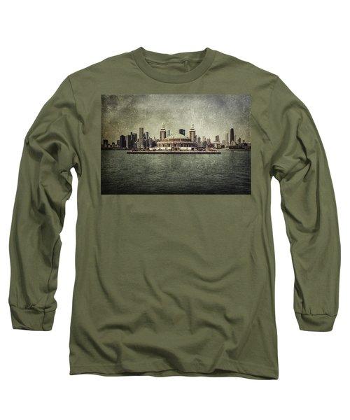 Navy Pier Long Sleeve T-Shirt