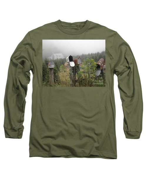 Nc Mailboxes Long Sleeve T-Shirt