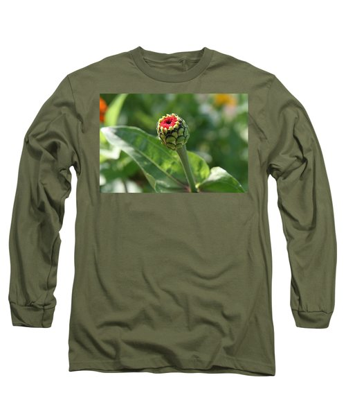 New Beginning Long Sleeve T-Shirt by Neal Eslinger