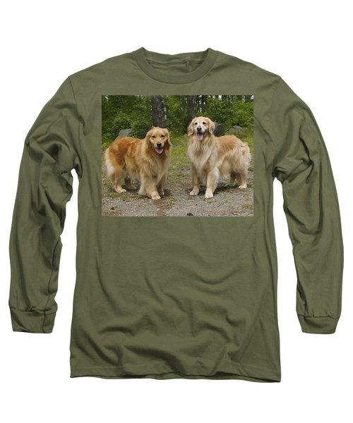 New Buddies Long Sleeve T-Shirt