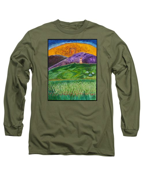 New Jerusalem Long Sleeve T-Shirt