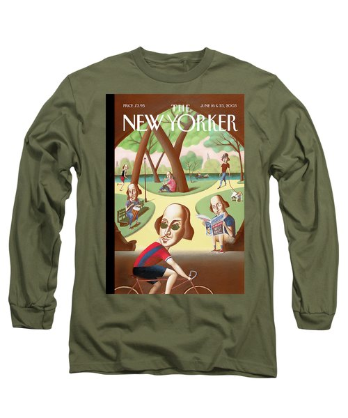 New Yorker June 16th, 2003 Long Sleeve T-Shirt
