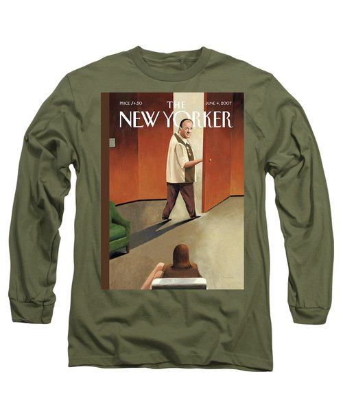 New Yorker June 4th, 2007 Long Sleeve T-Shirt