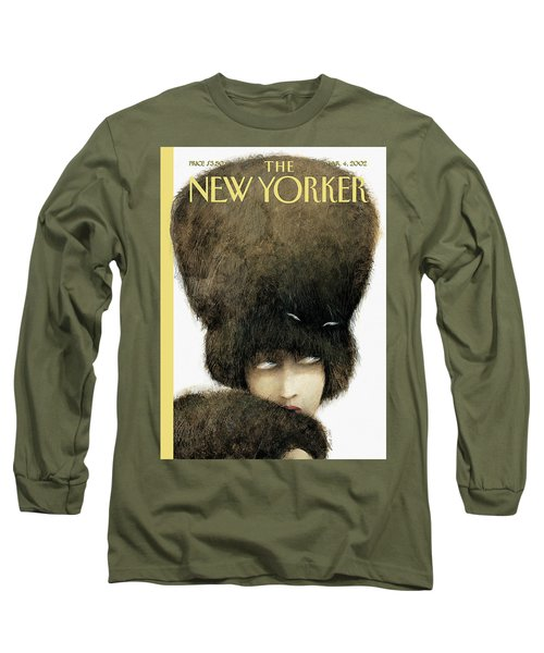 New Yorker March 4th, 2002 Long Sleeve T-Shirt