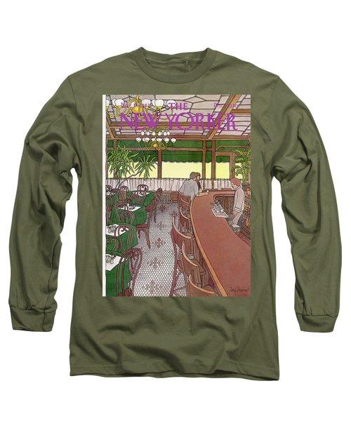 New Yorker November 15th, 1982 Long Sleeve T-Shirt