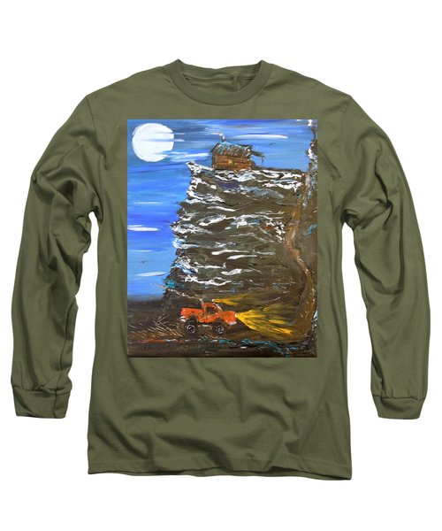Night Shack Long Sleeve T-Shirt