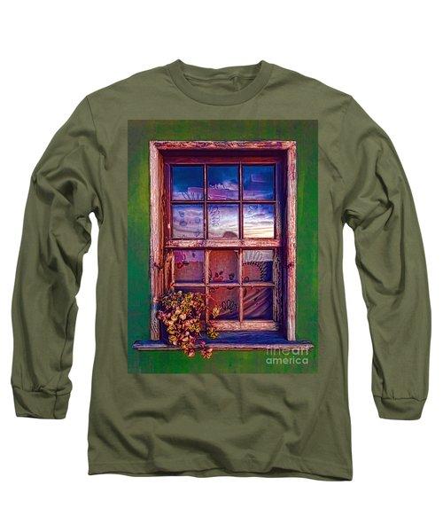 Nightscape La Palma-1 Long Sleeve T-Shirt
