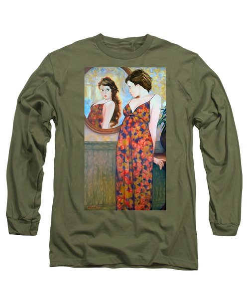 Nikki Long Sleeve T-Shirt
