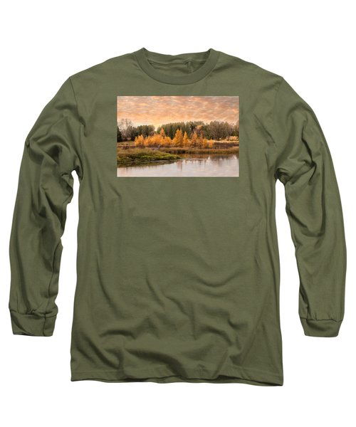 Tamarack Buck Long Sleeve T-Shirt