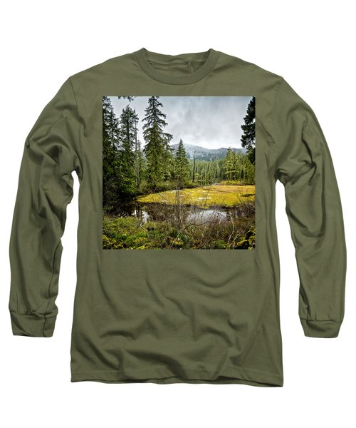 No Man's Land Long Sleeve T-Shirt