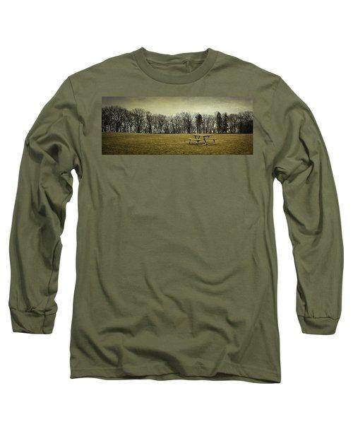 No More Picnics Long Sleeve T-Shirt