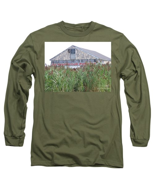 Newburyport Long Sleeve T-Shirt by Eunice Miller